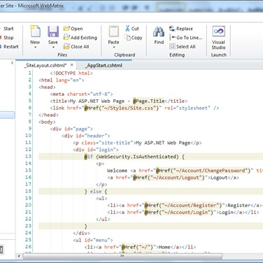 Microsoft WebMatrix Alternatives and Similar Software