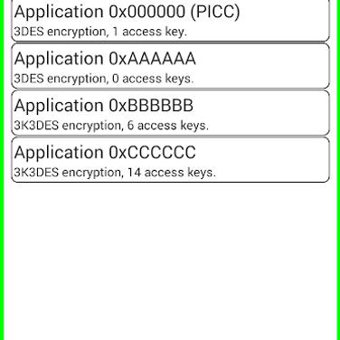 MIFARE DESFire EV1 NFC Tool Alternatives and Similar Apps