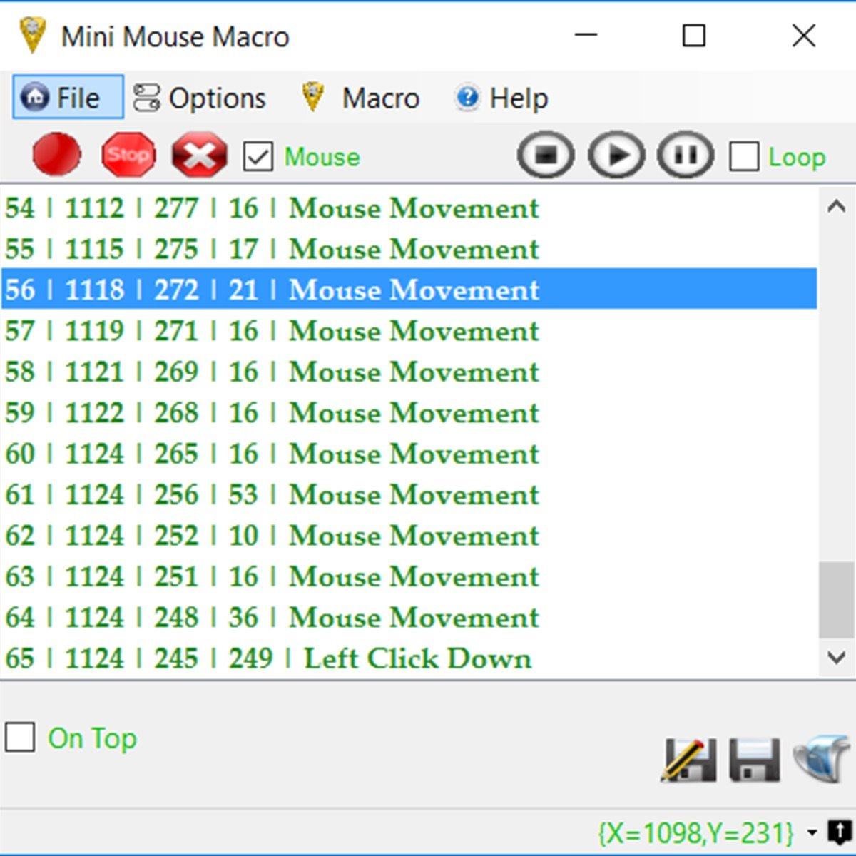 Mini Mouse Macro Alternatives and Similar Software