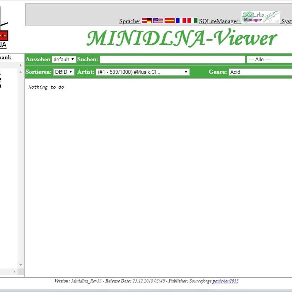 MiniDLNA Alternatives for Linux - AlternativeTo net