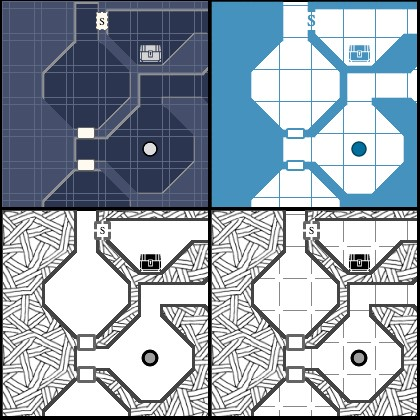 Dungeon Painter Studio Alternatives and Similar Software