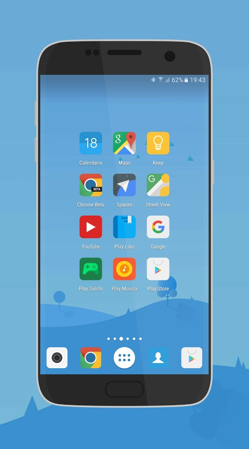 MIUI 8 Icon Pack Alternatives and Similar Apps