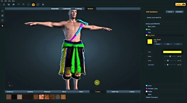 Mixamo fuse alternatives and similar software 3d creator online free