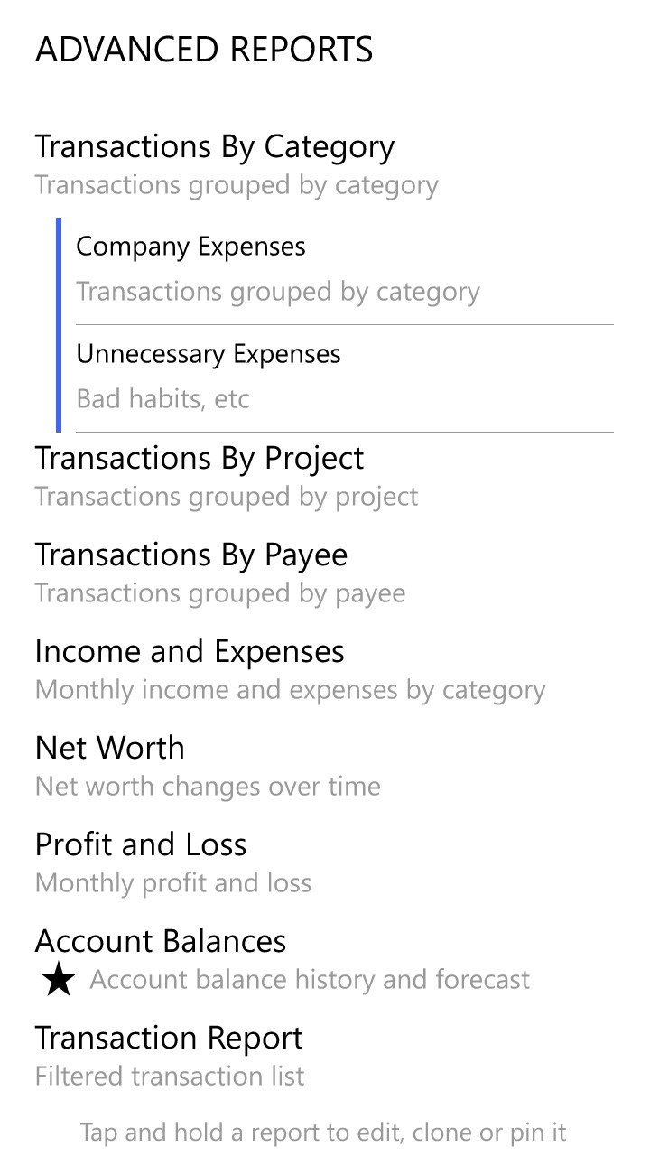 Money Tracker Pro Alternatives and Similar Software - AlternativeTo net