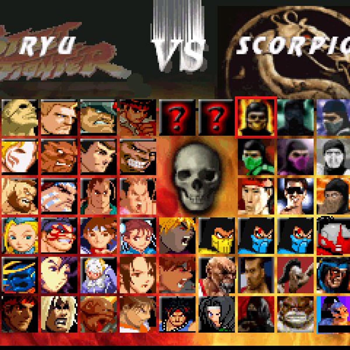Mortal Kombat Vs Street Fighter Alternatives And Similar Games Alternativeto Net
