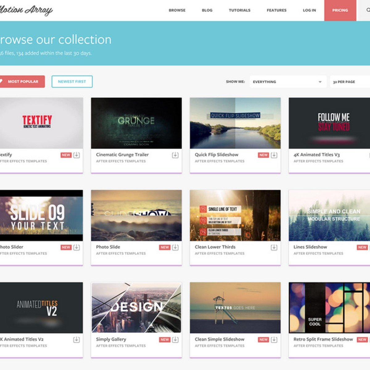 MotionArray com Alternatives and Similar Websites and Apps