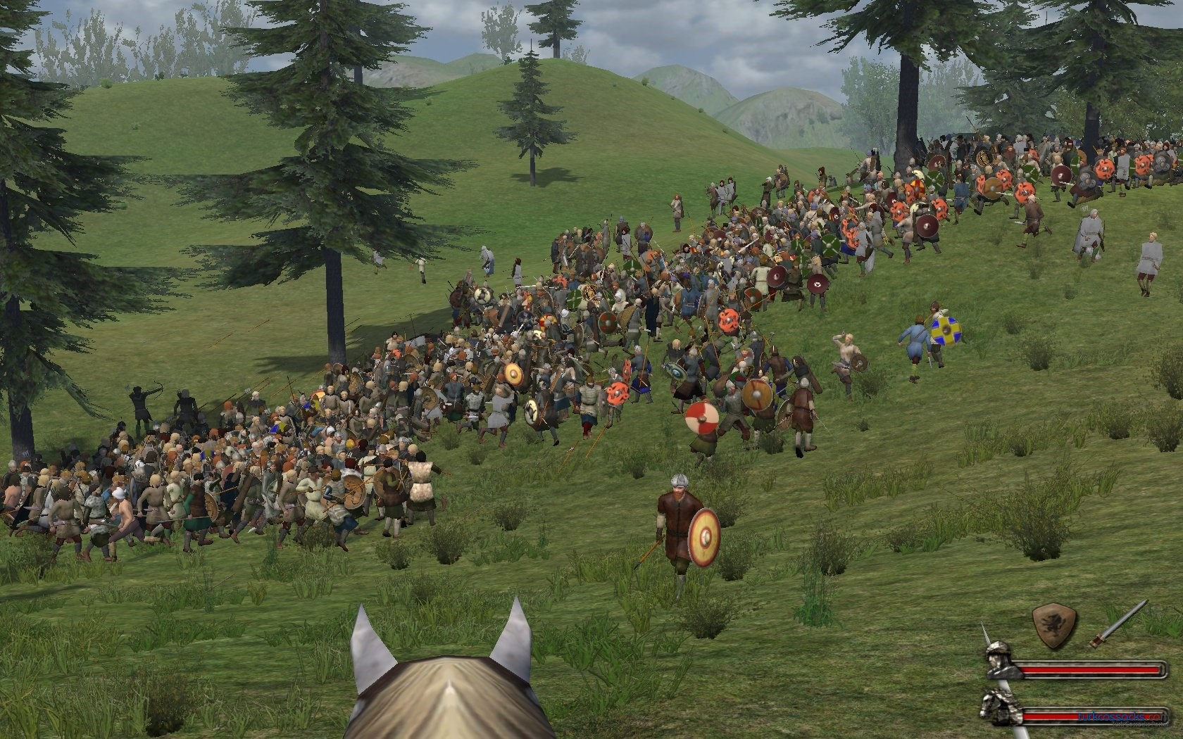how to get mount and blade