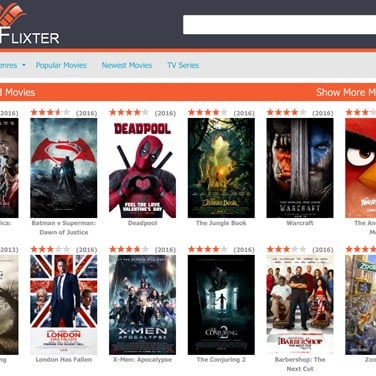 MovieFlixter Alternatives and Similar Websites and Apps
