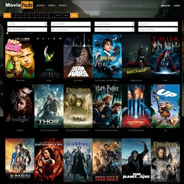 MovieHub Alternatives and Similar Websites and Apps
