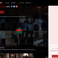 TV-Series page