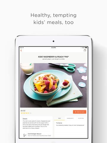 Food Delivery Similar To Munchery