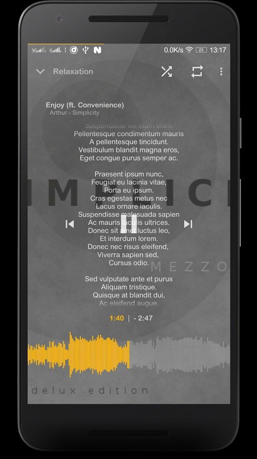 Music Player Mezzo Alternatives and Similar Apps