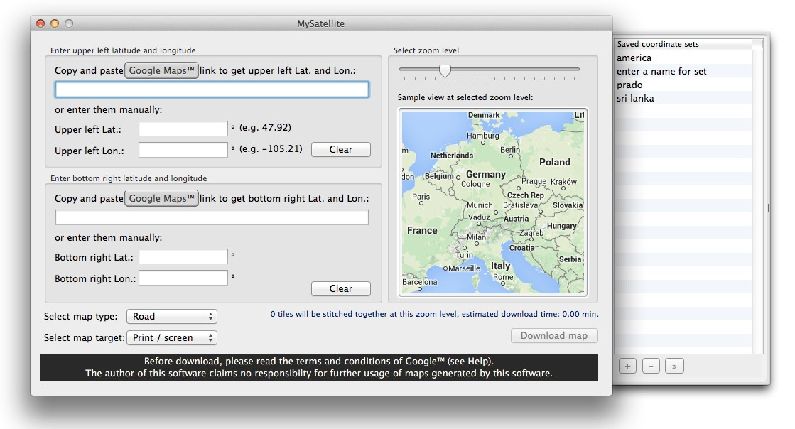 MySatellite for Mac OS X Alternatives and Similar ... on