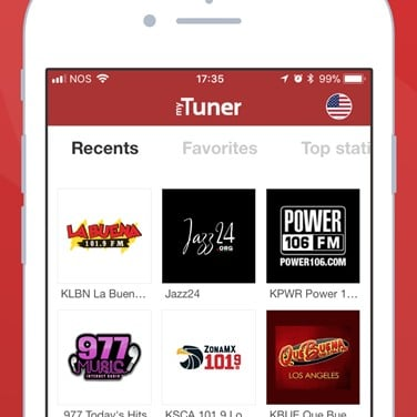 MyTuner Radio Alternatives and Similar Software