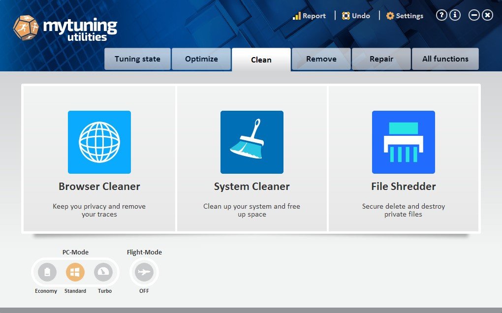 mytuning utilities Alternatives and Similar Software