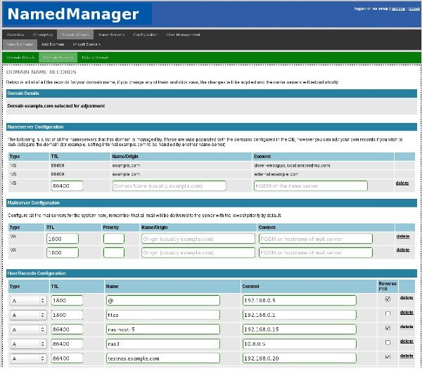NamedManager Alternatives And Similar Software