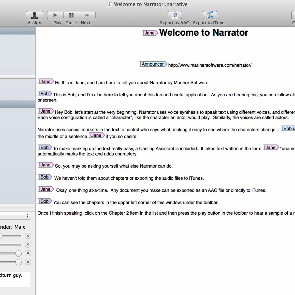 Narrator Alternatives and Similar Software - AlternativeTo net