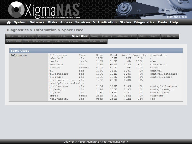 FreeNAS Alternatives and Similar Software - AlternativeTo net