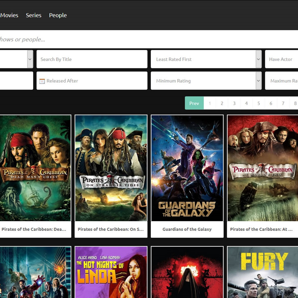 Netflix Free Stream Alternatives and Similar Websites and