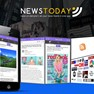 News on demand | All your news feeds in one app | News Today