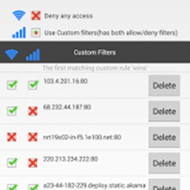 NoRoot Firewall Alternatives and Similar Apps