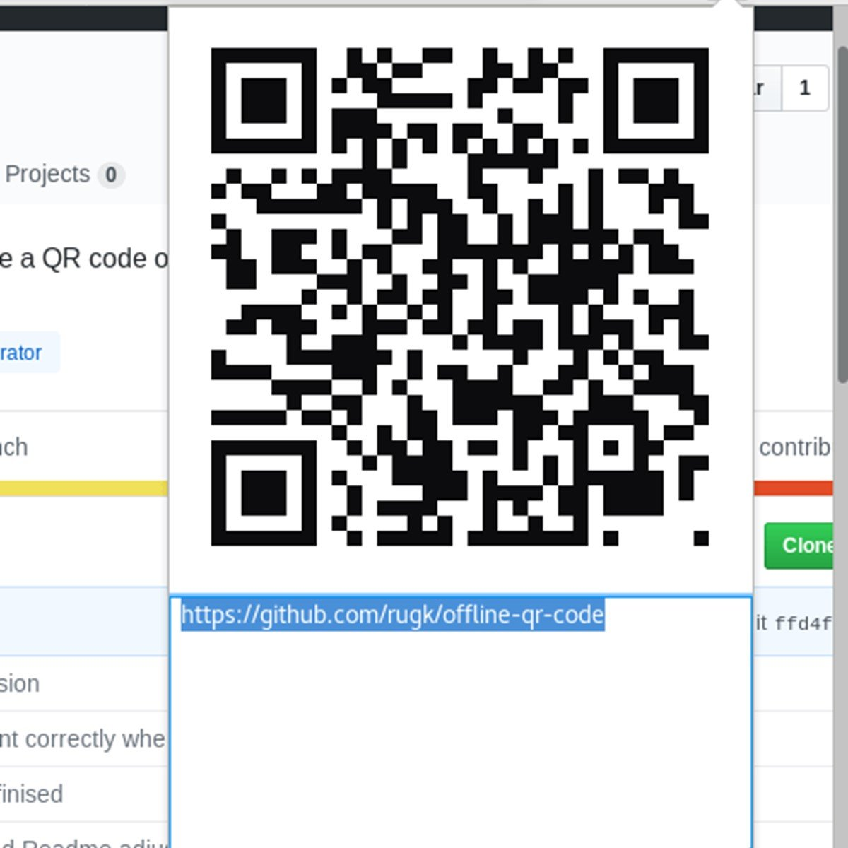 Offline QR Code Generator Alternatives and Similar Software