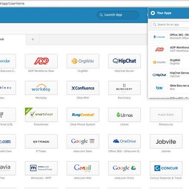 Okta Alternatives and Similar Websites and Apps