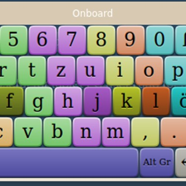 Onboard on-screen keyboard Alternatives and Similar Software