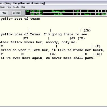 Music Arranger Software