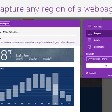 Onenote Web Clipper Alternatives and Similar Software