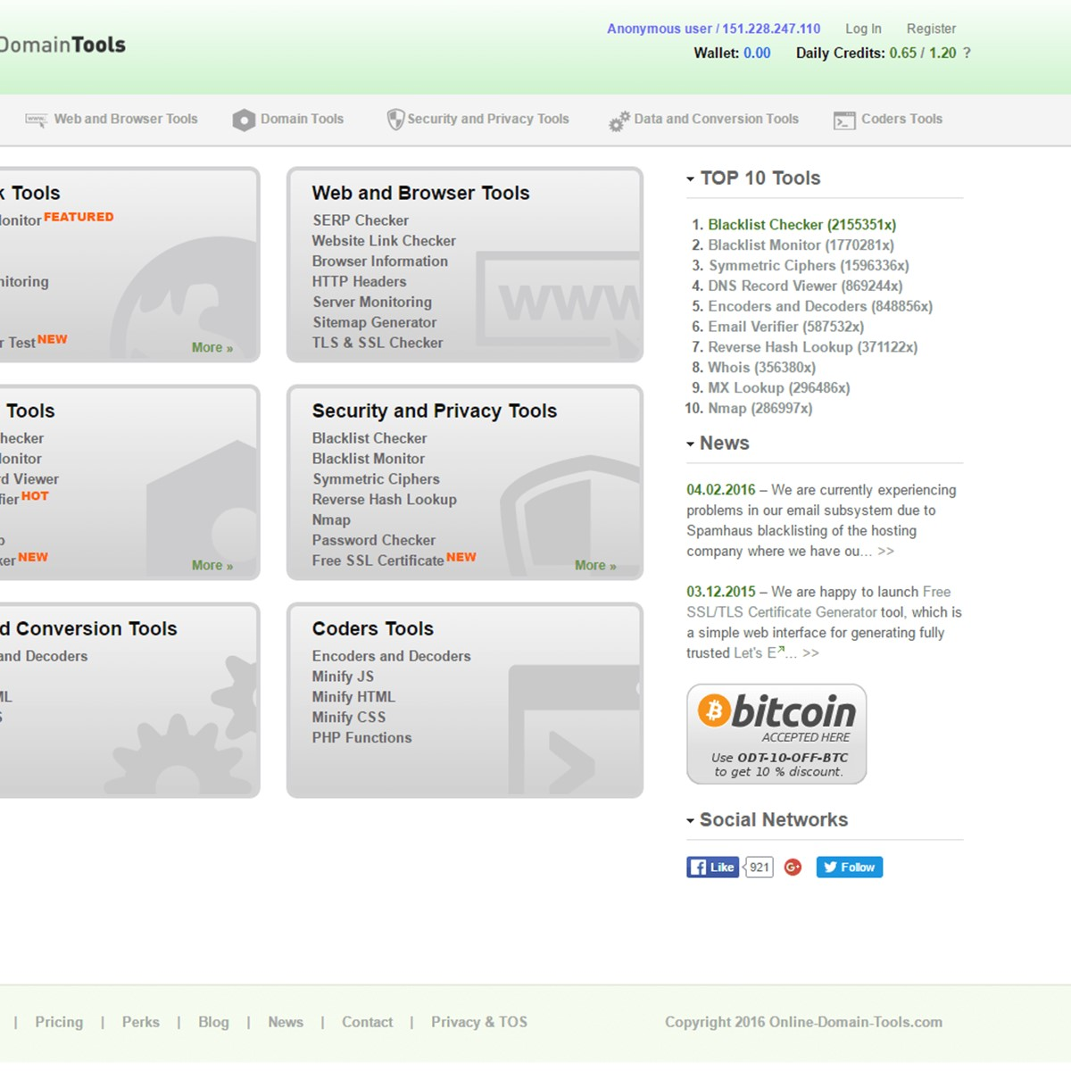 Online Domain Tools Alternatives and Similar Websites and