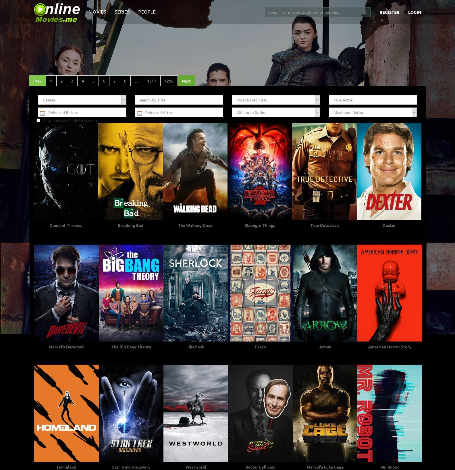 Online Movies Alternatives And Similar Websites And Apps