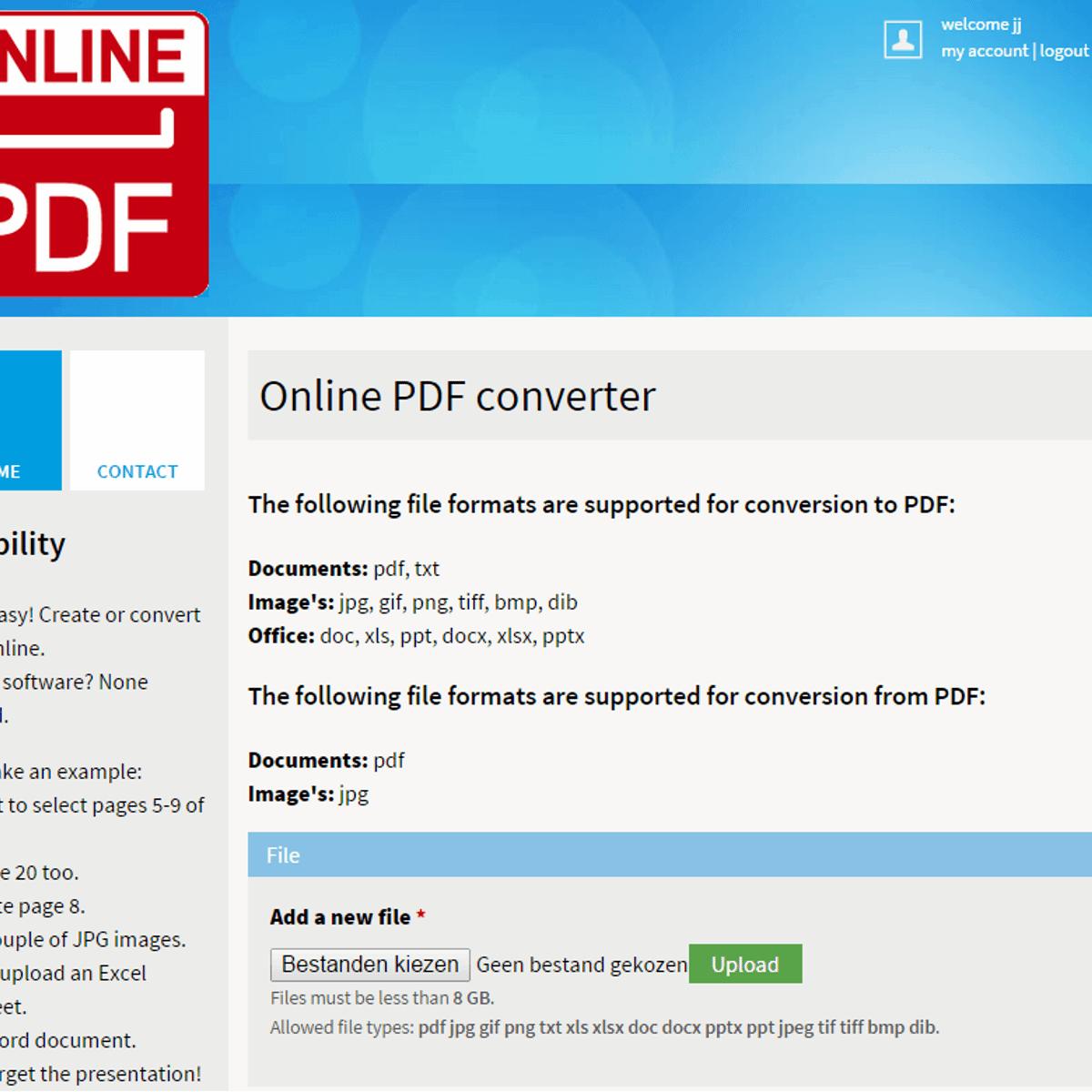 Online-pdf Alternatives and Similar Websites and Apps