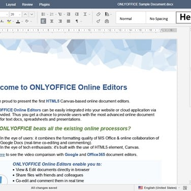 Web / Cloud WPS Office Alternatives tagged with Spreadsheet