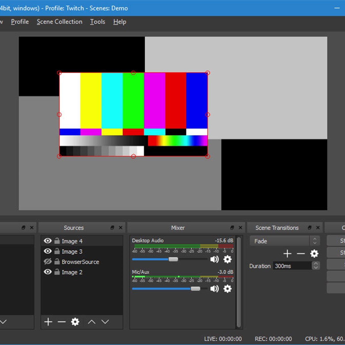 Open Broadcaster Software Alternatives and Similar Software