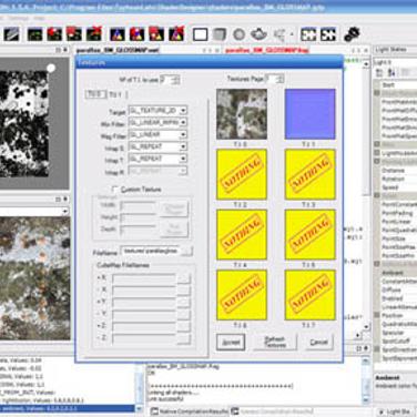 OpenGL Shader Designer Alternatives and Similar Software