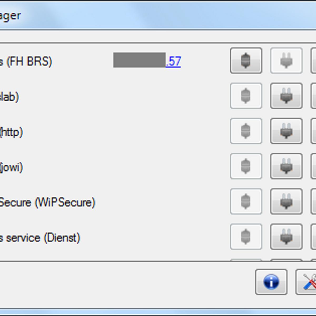 OpenVPN Manager Alternatives and Similar Software