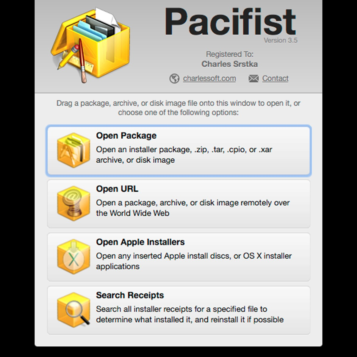 Pacifist Alternatives and Similar Software - AlternativeTo net