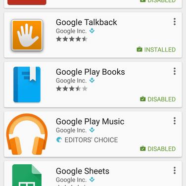 Package Disabler Alternatives and Similar Apps