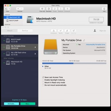 Paragon NTFS for Mac OS X Alternatives and Similar Software