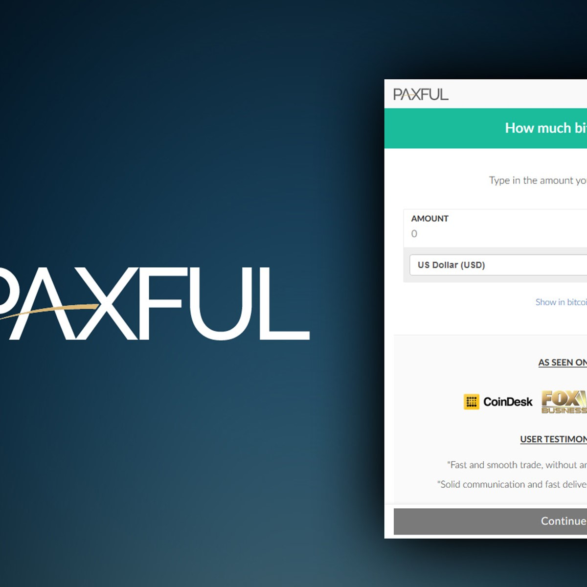 paxful android app