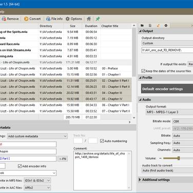 Pazera Free MP4 to MP3 Converter Alternatives and Similar Software