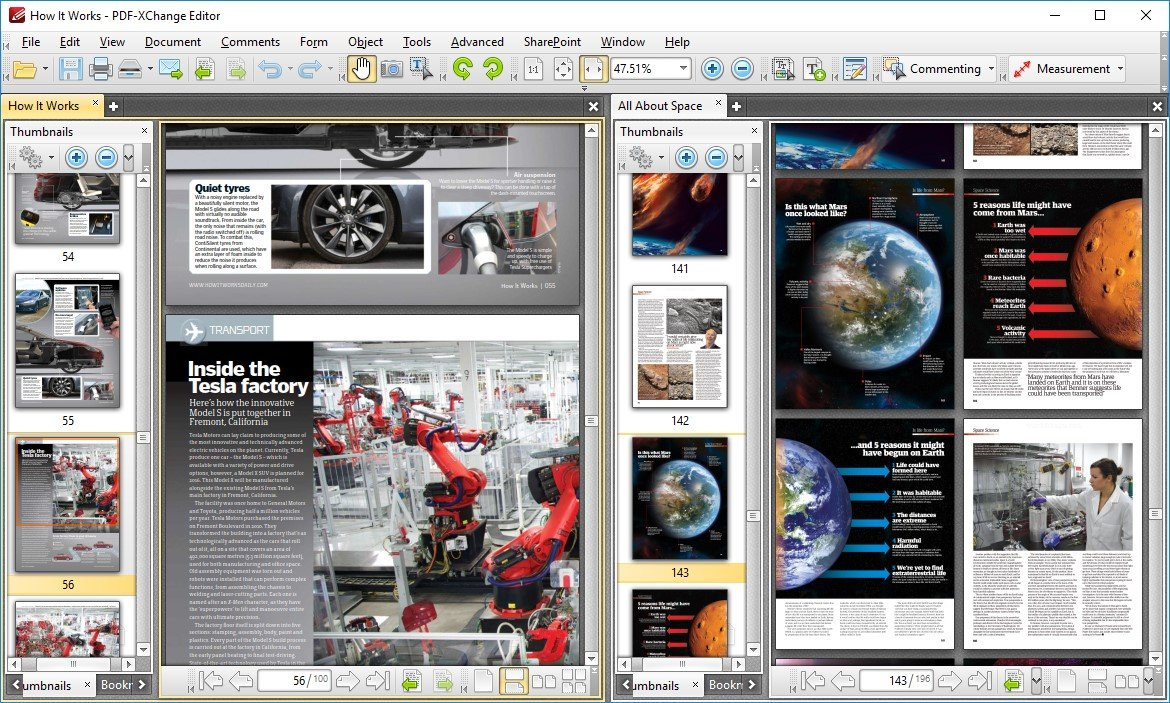 pdf xchange editor free commercial use