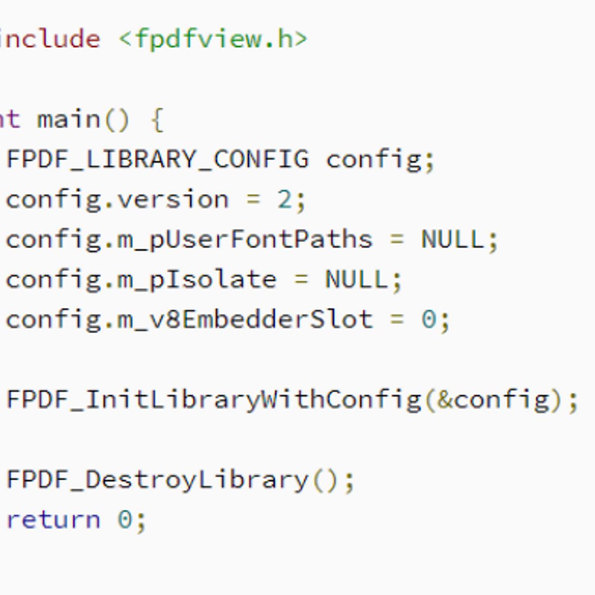 PDFium Alternatives and Similar Software - AlternativeTo net