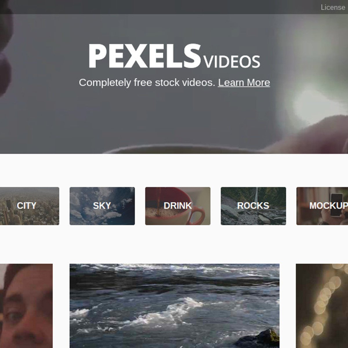 pexels videos alternatives and similar websites and apps