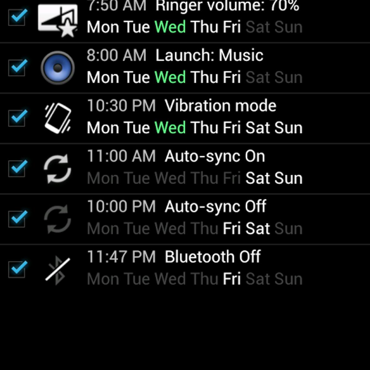 Phone Schedule Alternatives and Similar Apps - AlternativeTo net