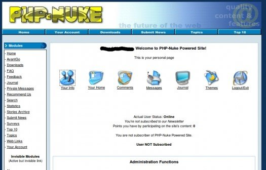 PHP-Nuke Alternatives and Similar Websites and Apps