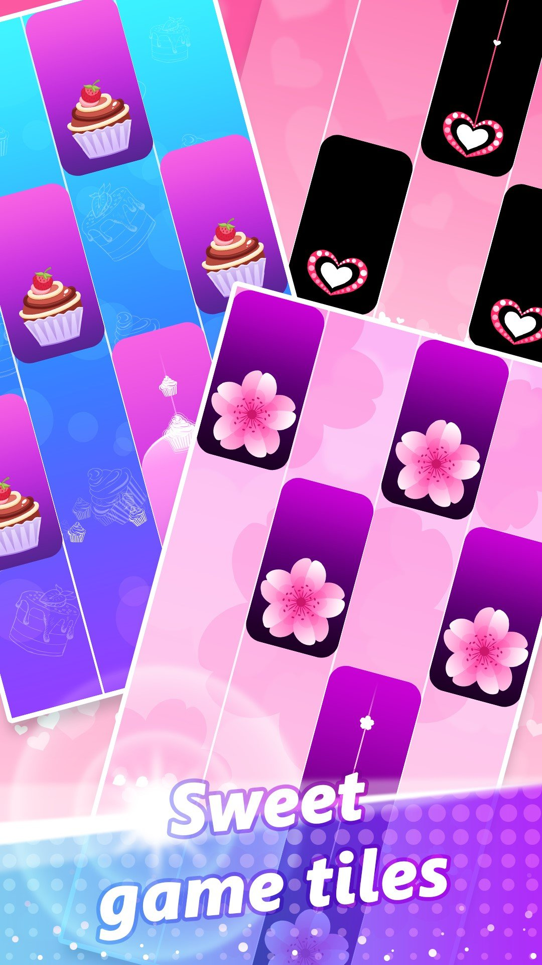 Piano Pink Tiles 2: Free Music Game Alternatives and Similar