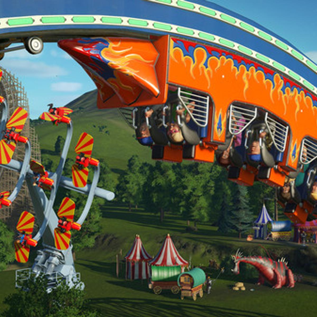 Planet Coaster Alternatives and Similar Games