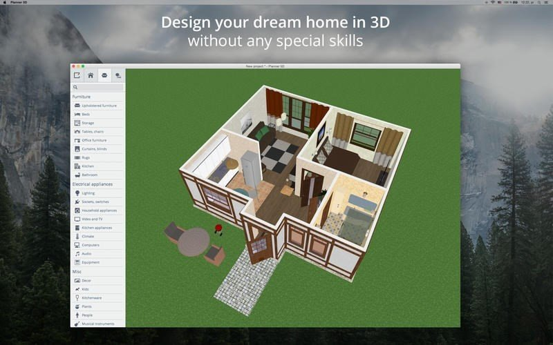 Planner 5d alternatives and similar software for Office design 5d